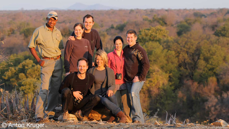 Happy Investors - Limpopo-Lipadi Private Game Reserve, Botswana