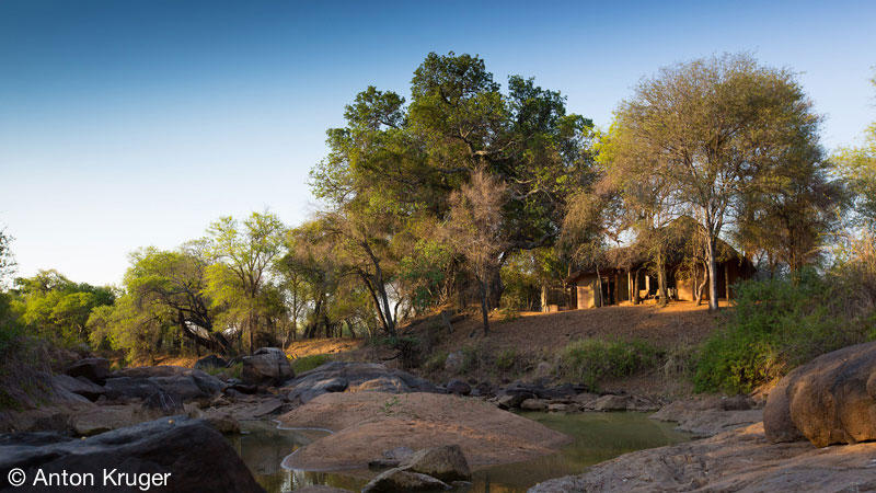 Shareholder Game Lodge - Limpopo-Lipadi Private Game Reserve, Botswana