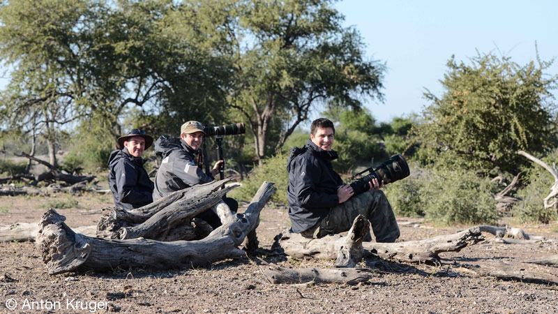 Shareholders - Limpopo-Lipadi Private Game Reserve, Botswana